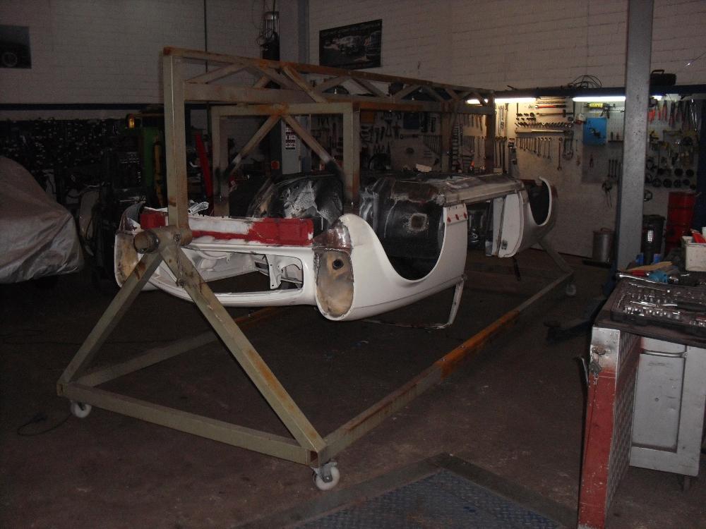 Oldtimer garage suederholm dithmarschen heide